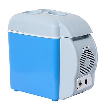 Refrigerador 7.5L Refrigerador Del Coche Mini Refrigerador Del Coche Refrigerador Del Hogar Del Coche Refrigeración