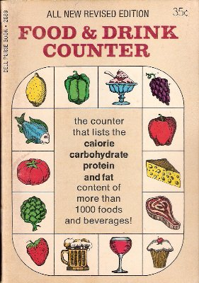 Food & Drink Counter (Dell Purse Book 2689)