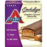 Atkins Endulge Treats, Chocolate Caramel Mousse Bar, 1.2 oz., 5 Count Bars