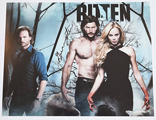 Greyston Holt Signed Autographed 11x14 Photo Bitten COA by Unknown