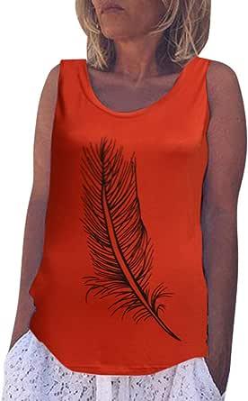 Blusa con Estampado de MujerHappyShopYZ Imprimir Camiseta ...