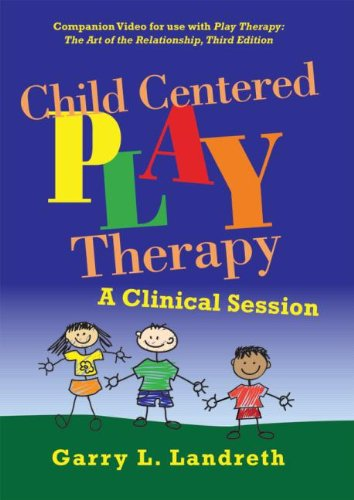 child centered play therapy dvd - 1