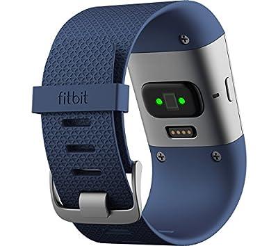 Fitbit Surge, Blue, Large