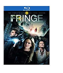 Cover Image for 'Fringe: The Complete Fifth Season'