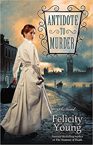 Antidote to Murder: A Novel (Dr Dody McCleland Mysteries)