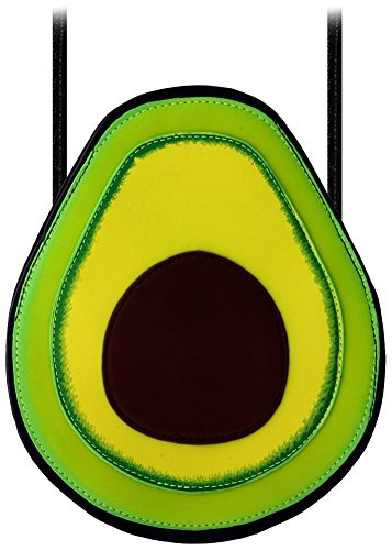 Grindstore Borsa Avocado Slice 17,5 x 21,5 cm