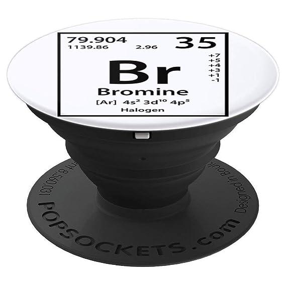 Amazon Com Periodic Tees Co Bromine Br Element Periodic