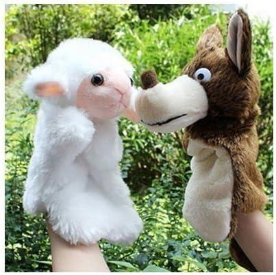 ovejas angulo y lobo lobo ovejas presentan una marioneta: Amazon ...