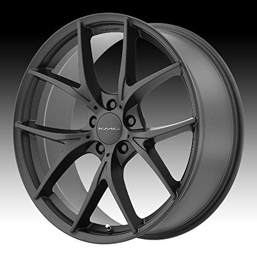 KMC Wheels KM694 Wishbone Satin Black Wheel (20x8.5