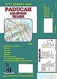 Paducah / Land Between the Lakes, Kentucky Street Map
