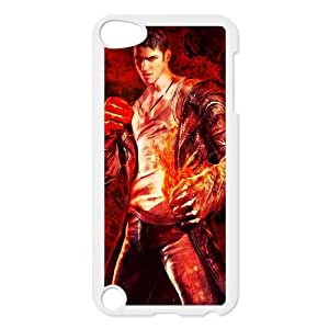 DmC Devil May Cry iPod Touch 5 Case White yyfD-397644