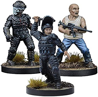 All Out War New Prison Defender Booster The Walking Dead Maggie