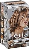 L'Oreal Feria Permanent Hair Colour, Cool, B61 Hi-Lift Brown 1 ea by L'Oreal Fria