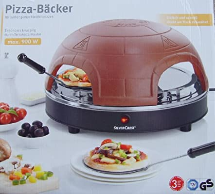 Pizza-horno, Pizza panadero, Pizzadom, para 4 personas para 4 mini ...