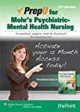 PrepU for Mohr's Psychiatric-Mental Health Nursing, Mohr, Wanda K., 1451163347