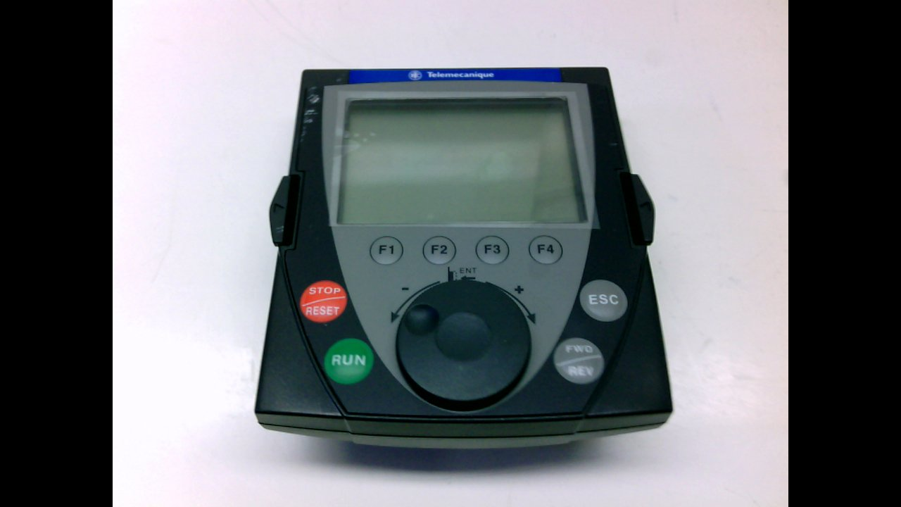 Schneider Electric VW3A1101 LCD Graphic Display Terminal Keypad