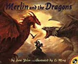 Merlin and the Dragons, Jane Yolen, 0140558918