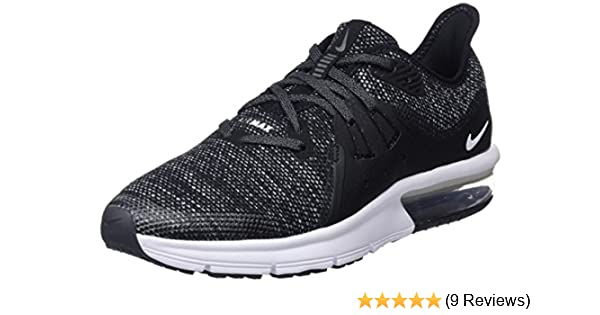 17d0692c216 Nike Kids Air Max Sequent Running Shoes