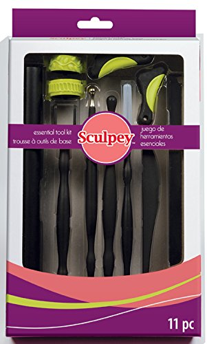 Polyform Sculpey Essential Tool Kit ASESSKIT