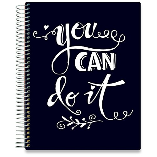 Tools4Wisdom July 2019-2020 Planner - Daily Weekly Monthly Academic Planner Calendar Year - 8.5