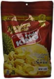 King Fruit - Vacuum Freeze Dried Durian Fruit - 3.5 Oz (Monthong Chunk) (1 Bag)