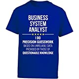 This Gift Rocks ! Business System Analyst I Do Precision Guesswork Gift - Girl Kids T-Shirt
