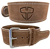 #2: Weight Lifting Belt by Steel Sweat - 4