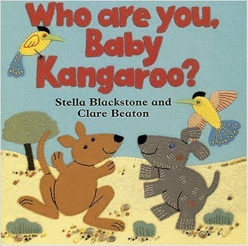 Book Who Are You, Baby Kangaroo? by Stella Blackstone (2004-09-04)