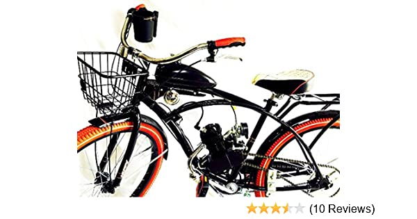 Amazon com: Bicycle Motor Works - Knight Rider Motorized