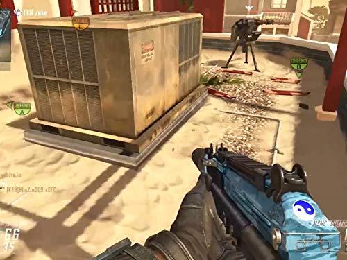 Clip: Black Ops 2 In Depth - Camo & Damage - Does Blue Tiger Camo Increase Damage?