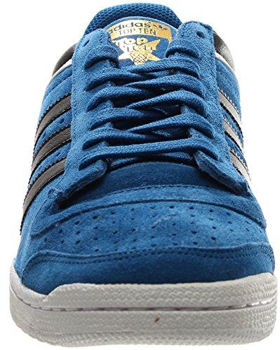 Para Adidas Zapatillas Equipment Superstar Blue Hombre white black Foundation wtPq4t7