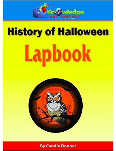 History of Halloween Lapbook: Plus FREE Printable Ebook ()
