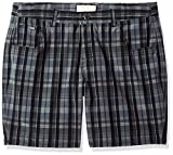 Mountain Khakis Azalea Short Classic fit Shorts, Black Plaid, Size 4/7