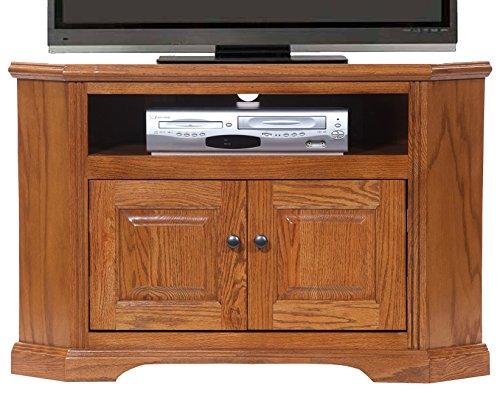 American Heartland Oak Corner TV Stand in ()