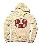 Cody McLeod Colorado Women's Hoodie Cody McLeod Puck L Eco Stone