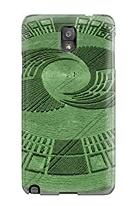 VWmxXpz9585IvFLH Crop Circle Awesome High Quality Galaxy Note 3 Case Skin