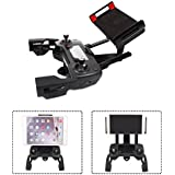 Hobby Signal Remote Controller Clamp Smartphone Tablet Support Scalable Holder for DJI SPARK & MAVIC PRO