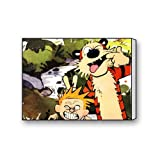 Calvin and Hobbes Canvas Print 16 Inch x 12 Inch The Portable
