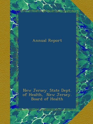 Annual Report ebook