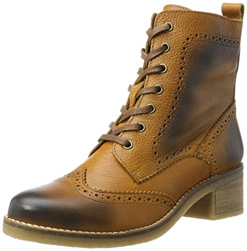 100% guaranteed for sale outlet buy Be Natural Women's 25200 Combat Boots Brown (Cognac 305) ioFQfFt