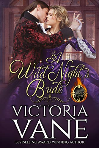 A Wild Night's Bride (The Devil DeVere Book 1) (English Edition)