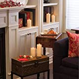 Mirage 43211-182 5 LED Wax 5 Piece Candles