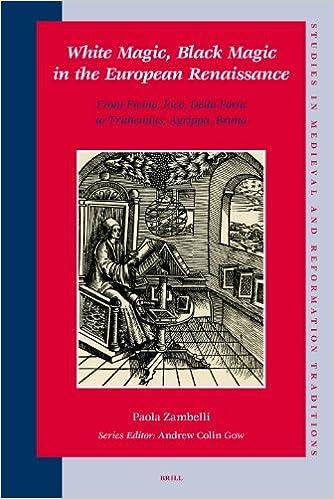 White Magic, Black Magic in the European Renaissance