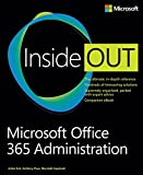 img - for Microsoft Office 365 Administration Inside Out book / textbook / text book