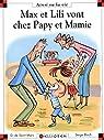 Max et Lili vont chez Papy et Mamy par Saint-Mars