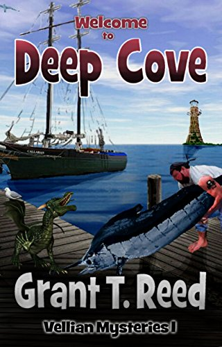 Welcome to Deep Cove (Vellian Mysteries Book 1) by [Reed, Grant T.]