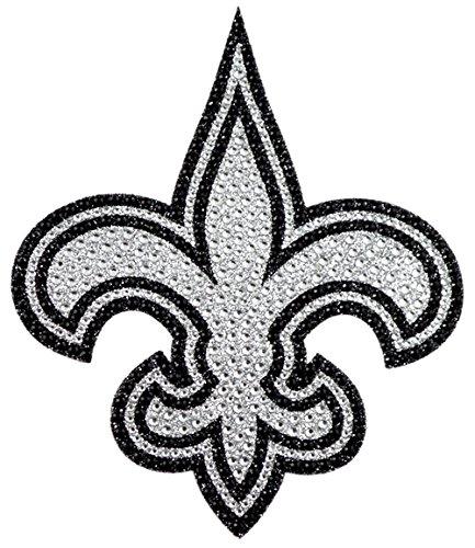 - New Orleans Saints Bling Auto Emblem