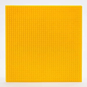 EduToys Base Plate Board Yellow...
