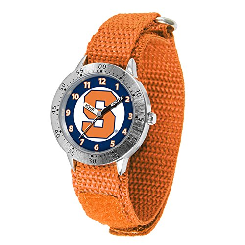 Linkswalker Mens Syracuse Orange Tailgater Watch