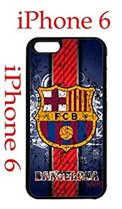 Soccer FC Barcelona iphone 5c Case Hard Silicone Case